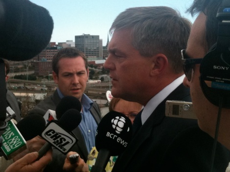 David Alward Scrum